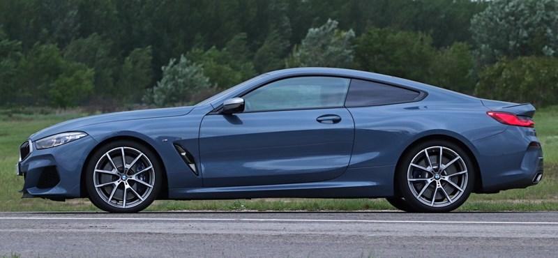 Az ördög jobb és bal keze: BMW 8-as duplateszt