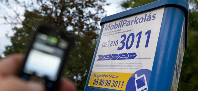 Ne felejtsen el fizetni, ha a Kolosy térnél és környékén parkol