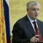 Nagy többséggel visszahívták az orosz felsőház elnökét