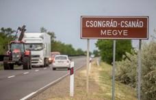 Már ki is kerültek az új névtáblák Csongrád-Csanád megyében - fotó