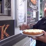 Videó: Magyar finomságért tódulnak az emberek New Yorkban