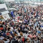 Biztonsági incidens és káosz a müncheni repülőtéren