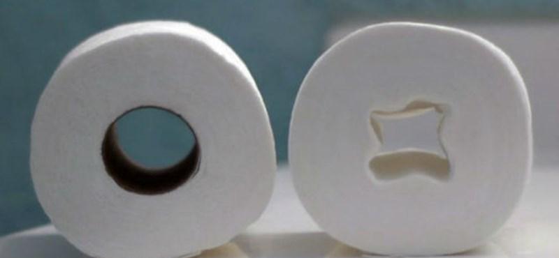 Felejtse el a WC-papír gurigát!