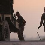 Visszatért Szíriába egy amerikai katonai konvoj