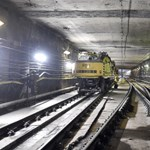 Rémisztő szellemtanyára hasonlít most az átépülő 3-as metró – fotók