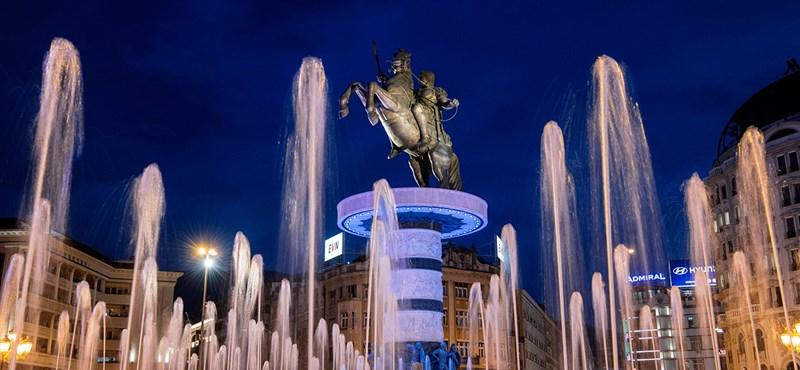 Új választások lesznek Észak-Macedóniában