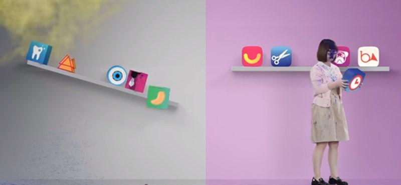 Folytatódik a reklámháború: az Apple ismét a konkurenseket fikázza rövid videóiban