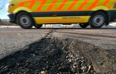 A kisebb forgalom miatt gyorsabban halad a közút az útfelújításokkal