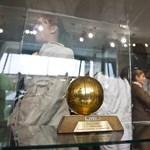 Két hétig láthatóak Nyírbátorban Albert Flórián relikviái