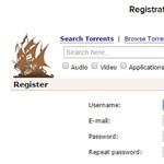 Ismét elérhető a legnépszerűbb torrentoldal