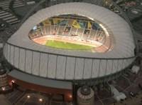 Méregdrága, nézők nélküli, ám korrupciógyanúval teli volt a foci-vb főpróbája