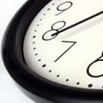 Idő van