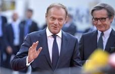 Tusk: Nem lehet újratárgyalni a Brexit-megállapodást