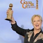 Golden Globe 2012: fotók a helyszínről