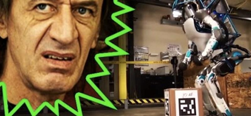 Mucsi Zoltán beszólásaival káromkodik a Google robotja