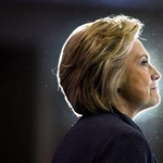 Email-botrány: zuhan Hillary népszerűsége