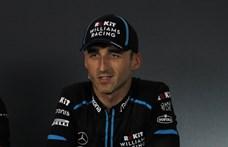 Kubica otthagyja a Williamset