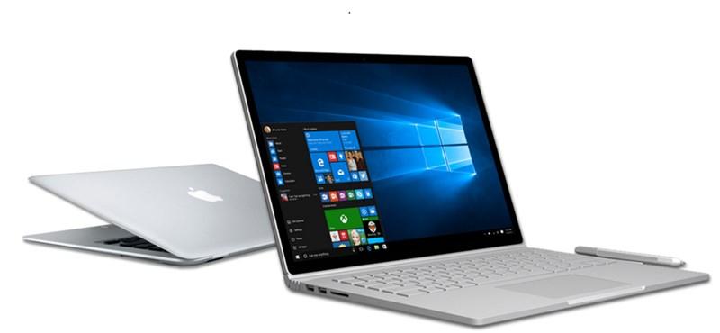 Ez a véleménye az Apple-vezérnek a Surface Bookról
