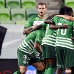 Molde - Ferencváros: 3-3