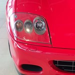 Ritka és alig használt nagykorú Ferrarit találtunk az Alföldön