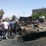 Szíria: nem engedték az ENSZ-ellenőröket az újabb mészárlás helyszínére