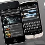 Steam mobiltelefonokra