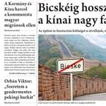 Gendersemleges pekingi hurkáért rajongó Orbánt talált a Kétfarkú Kutya Párt a jövőben