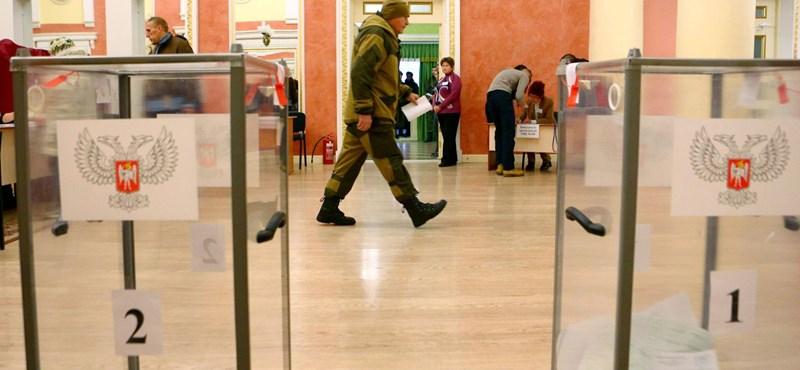 Bábjáték Ukrajnában: régi idők politikája