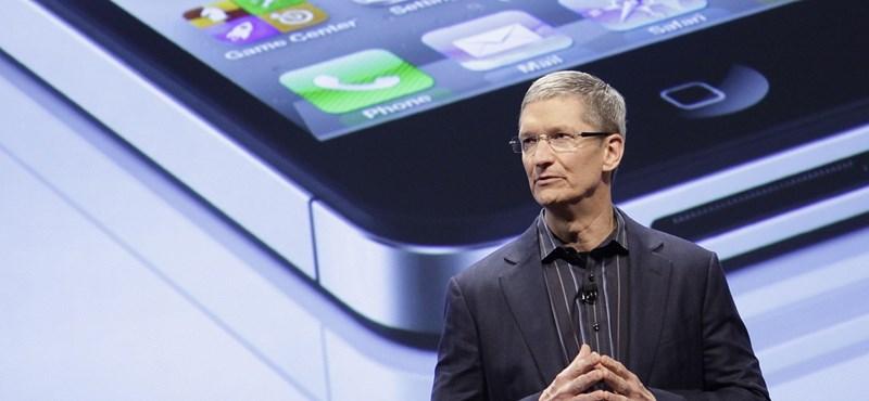 Tim Cook, az Apple új vezére