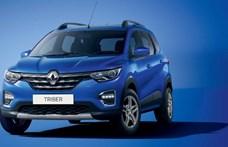 Nagycsaládosok álma: szinte ajándék lenne ez az új 7 üléses Renault az állami kedvezménnyel
