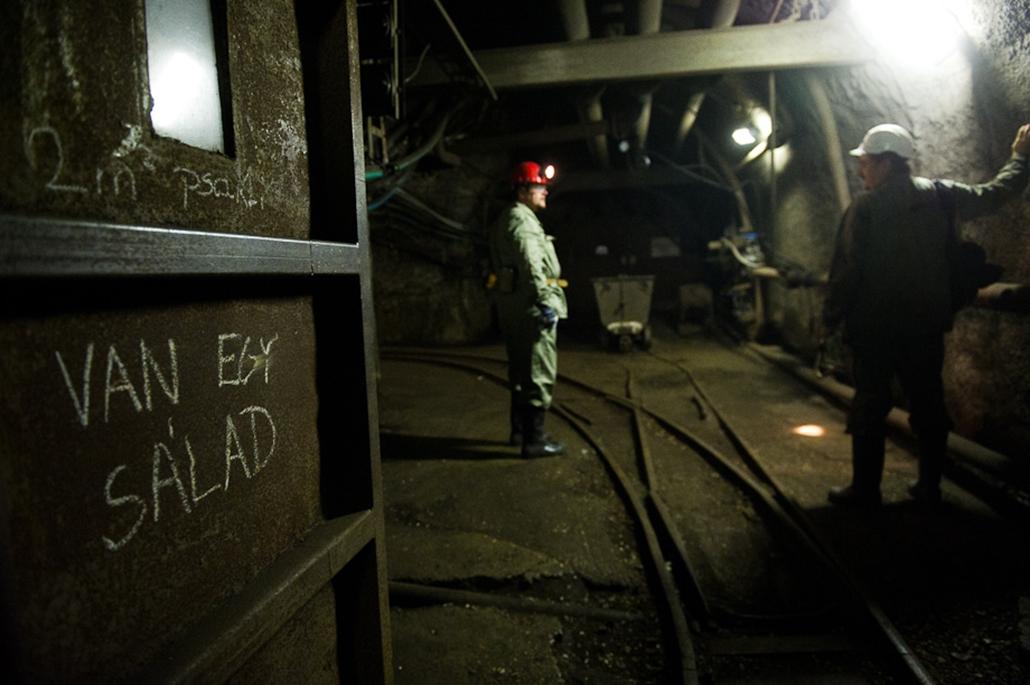 Márkushegyi szénbánya