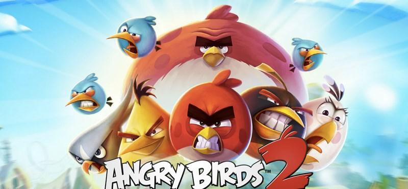 Még jobb, mint az eredeti: megérkezett az Angry Birds 2