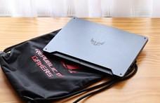 Elérhetőbb árú izomgép: teszten az Asus új notebookja