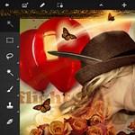 Photoshop applikáció tablethez, a megszállott grafikusoknak