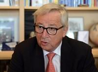 """Juncker Orbánról: """"Ha mindenki ilyen önző lenne, szétesne az EU"""""""