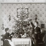 Karácsonyi home made képeslapok özöne - azaz Wagnerék 45 szentestéje