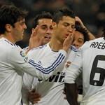 A Real Madridot Zidane is segíti a Lyon ellen