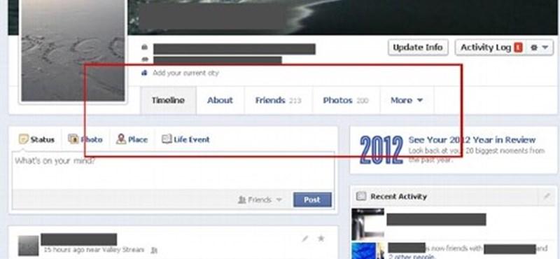 Változtat a profilok kinézetén a Facebook