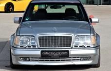 Eladó egy szuperritka, patika állapotú Mercedes E 60 AMG
