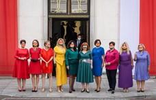 Ez a szivárványos projekt biztosan nem esett jól a homofób lengyel elnöknek