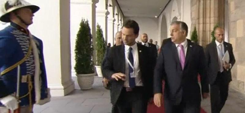 A szlovák elnök beszólt Orbánnak - mi lesz veled, V4?