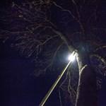 Szombathelyen LED-esre cserélik a közvilágítást, csak nem tudni ki?