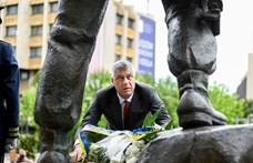 Háborús múltja utolérte a koszovói elnököt, már nem is akar politikus lenni