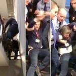 Rendőrség: Az ügyészségnek továbbították az MTVA-s kidobók elleni feljelentést