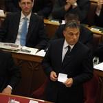 Orbán: minden más politika a szakadékba vinne minket