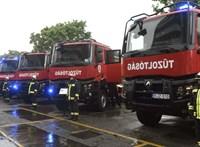 A szakszervezet felmérése szerint a tűzoltók háromnegyede fontolgatja a pálya elhagyását