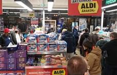 Már interneten is lehet vásárolni az Aldiból Budapesten