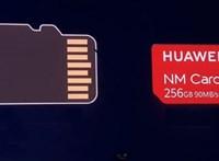 Előrukkolt valamivel a Huawei: leváltaná a microSD-memóriakártyákat