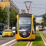 Holnaptól már öt új villamos jár a pesti 3-as vonalon