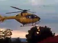Megoldódik az éjszakai mentőhelikopterezés problémája